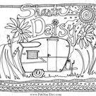 Shasta trailer | Etsy