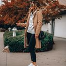 The White Sneaker That Everyone Can (and Should) Wear This Fall   Cella Jane