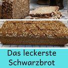 Franzi´s Backstube - Schwarzbrot | Franzi liebt Superfood