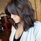 Hairstyle women medium shoulder length fine hair   Etsy
