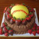 Strawberry Chocolate Cakes