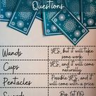 Asking Tarot Yes Or No Questions With The Suits And Major Arcana, tarot cards, tarot meaning