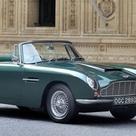 1966 Aston Martin 'Short Chassis' Volante