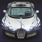 Bugatti Veyron Grand Sport L'Or Blanc 2011