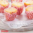 Wochenend-Rezept: Muffins mit Vanillepudding