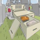 Campingbox Heckbett & Schubladensystem für VW aufbauen | Anleitung von HORNBACH