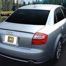 2002 2005 Audi A4 Lip Spoiler