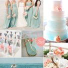 Top 5 Beach Wedding Color Ideas for Summer 2015 - Elegantweddinginvites.com Blog