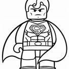 Coloriage LEGO : 20 dessins à imprimer gratuitement !
