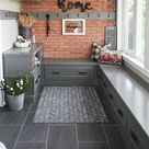 Fall Entryway Decor Ideas: Our Fall Side Porch and Mud Room   The Creek Line House
