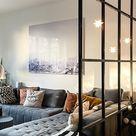 Raumtrenner fürs Wohnzimmer