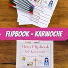 Flipbook zur Karwoche