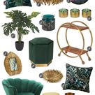 Get the Look: Tropical Velvet Luxe | When It Alteration Finds