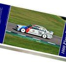 CM10 3778 Mark Smith, BMW M3. 1000 Piece Puzzle. Mark Smith, BMW M3, HSCC, Super Touring Car Challenge, BTCC Rockingham Sept 2015, Autosport, British.