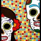 Sugar Skull Artwork