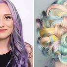 The 19 Wildest Hair Color Trends of 2015