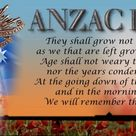 Anzac Day goes beyond the anniversary of the landing on Gallipoli in 25th April, 1915. It is the day on which we remember all Australians who served and died in war and on operational service. The spirit of Anzac, with its qualities of courage, mateship, and sacrifice, continues to have meaning and relevance for our sense of national identity.