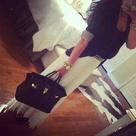 White Maxi Skirts