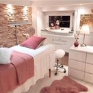 in home spa room