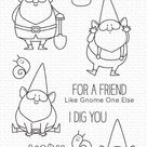 My Favorite Things BB You Gnome Me Stamp Set