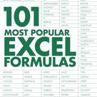 101 Most Popular Excel Formulas ebook by John Michaloudis - Rakuten Kobo
