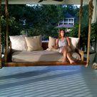 Pallet Bed Swings