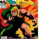 EXCALIBUR # 60 (1988 1st Series) JAN 1992 [USED]