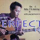 ed sheeran - perfect  ( lyric , Chord, Guitar) - Cover - Fingerstyle - Java Holig