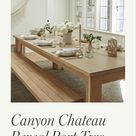 Canyon Chateau Kitchen & Dining Room