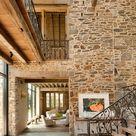 Wiederaufbau: Anwesen aus dem 19. Jahrhundert wurde herrlich renoviert - Usual House