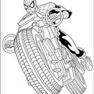 [UPDATED] 100 Spiderman Coloring Pages (September 2020)
