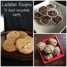 Lactation Recipes