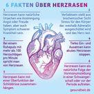 Herzrasen – was steckt dahinter?