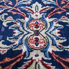 Vintage Persian Eastern Qum Rug