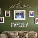 Family Picture Walls