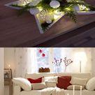 48+ Weihnachten Dekoration Wohnzimmer 2020