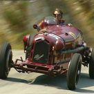 Alfa Romeo 8C 2300 in
