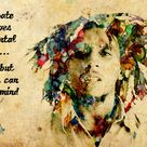Bob Marley Poster by joelio13 on DeviantArt