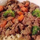 Chicken Liver Veggie Stew