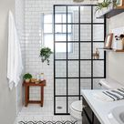 Small Bathroom Design Ideas + Tips To Make A Bathroom Look Bigger