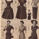 1950s Fashion Trends