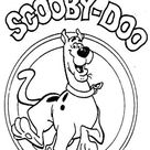 Free & Easy To Print Scooby Doo Coloring Pages - Tulamama