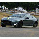 25cm Photo. CM24 6256 Aston Martin Rapide AMR