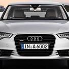 2012 Audi A6 Movin' On Up