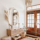 Boho Living Room Decor Ideas With White Paint   Clare