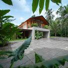 This home in Kerala is a modern take on the state's indigenous architecture