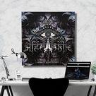 LIVE AHIMSA V3 • Limited Edition • Canvas Wrap - 30x30 inch