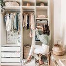 IKEA closet - Pretty in the Pines