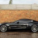 2011 Used Aston Martin One 77 V12   Bergwerk Black