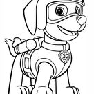 Zuma's Air Rescue Uniform coloring page | Free Printable Coloring Pages